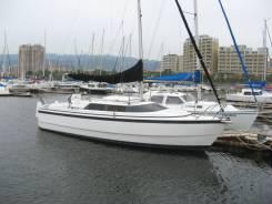 Яхта моторно-парусная Macgregor 26. Длина 8,35м., 1997 год год