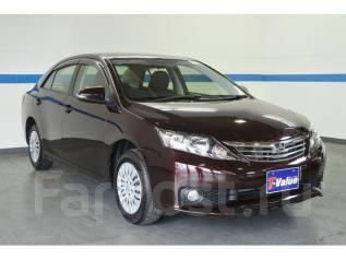 Toyota Allion. вариатор, передний, 1.8 (143л.с.), бензин, 19тыс. км, б/п, нет птс. Под заказ