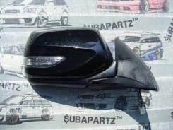 Зеркало заднего вида боковое. Subaru: Legacy, Impreza, Exiga, Stella, Outback Двигатели: EJ253, EJ255, EJ36D, EJ203, EJ207, EJ20X, EJ204, EN07X, EZ36D...