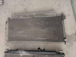 Радиатор кондиционера. Honda Fit, GD1 Двигатель L13A