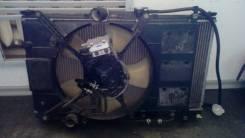 Радиатор охлаждения двигателя. Mitsubishi Legnum, EA1W, EA4W, EA7W, EC1W, EC7W Mitsubishi Galant, EA1A, EA2A, EA7A, EC1A, EC7A, EC3A, EA8A, EA6A, EA3W...