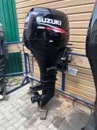 Suzuki. 40,00л.с., 4-тактный, бензиновый, нога L (508 мм), 2008 год год