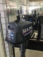 Sea-Pro. 5,00л.с., 2-тактный, бензиновый, нога S (381 мм), 2018 год год