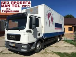 MAN TGL. 2011 Термос без пробега из Германии в Новосибирске!, 4 580куб. см., 5 000кг., 4x2