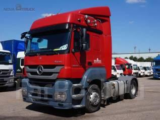 Mercedes-Benz Axor. Седельный тягач Mercedes Axor 1843LS, 11 967куб. см., 9 800кг.