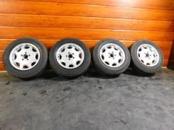 """Комплект оригинальных колес R15 на Mercedes E W210. 7.0x15"""" 5x112.00 ET37"""