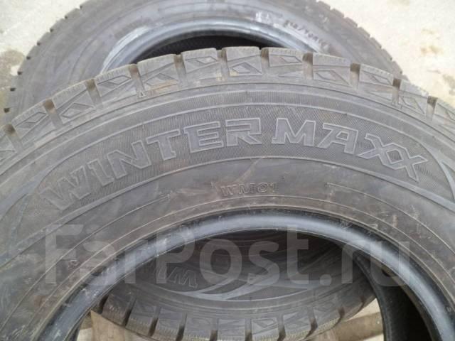 Dunlop Winter Maxx WM01. Всесезонные, 2016 год, 5%, 4 шт