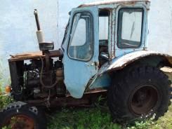 Самодельная модель. Самодельный трактор