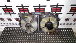 Радиатор охлаждения двигателя. Toyota Caldina, ST190, ST190G Двигатель 4SFE