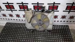 Радиатор охлаждения двигателя. Toyota Vitz, NCP13 Двигатель 1NZFE