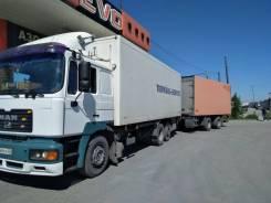 MAN. Продается грузовик МАН 26.414 рефрижератор., 12 000куб. см., 15 000кг.