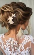 Шикарные Свадебные Прически и Макияж. Плетение кос. Вечерние прически.