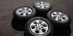 "Колёса оригинально Toyota Hiace. 6.0x15"" 6x139.70 ET35 ЦО 110,0мм."