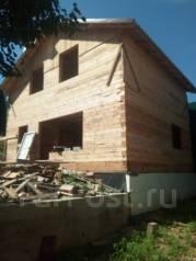 Предлагаем услуги строительства дома, бани из бруса под ключ