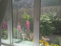 2-комнатная, улица Толстого 48. Толстого (Буссе), частное лицо, 56кв.м. Вид из окна днем