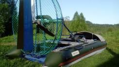 Мнев и Ко Скат. 2012 год год, длина 5,50м., двигатель стационарный, 50,00л.с., бензин