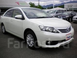 Toyota Allion. вариатор, передний, 1.5 (109л.с.), бензин, 22тыс. км, б/п. Под заказ