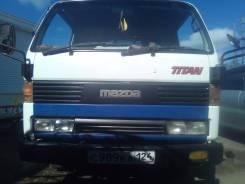 Mazda Titan. Грузавик категория В, 3 000куб. см., 1 500кг.