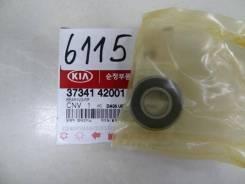Подшипник 15*35*11 / генератора задний ( все модели ) / 3734142001 / KCB 6202DHS2 / MOBIS