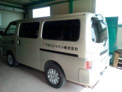 Nissan Caravan. 2.0, бензин. Под заказ