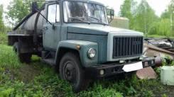 ГАЗ 3307. ГАЗ-3307(ассенизаторская)