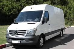 Mercedes-Benz Sprinter 316. Продается фургон Mercedes-Benz, 2 200куб. см., 1 500кг., 4x2