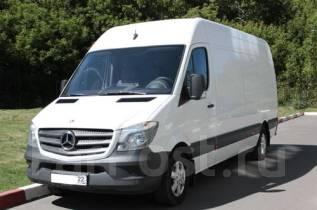 Mercedes-Benz Sprinter 316. Продается фургон Mercedes-Benz, 2 200куб. см., 1 500кг.