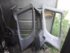Обшивка багажника. Toyota Caldina, ST190