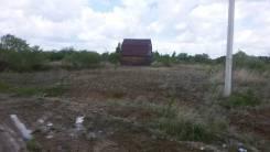 Земельный участок с недостроенной баней с. Матвеевка (Авиасити). 1 411кв.м., собственность, электричество, от частного лица (собственник)
