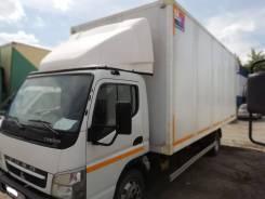 Mitsubishi Canter. Фургон-кубатурник, промтоварный 5 тонн Mitsubishi Fuso Canter, 4 900куб. см., 5 000кг.