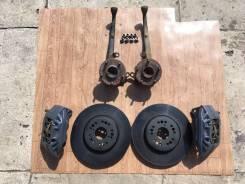 Рабочая тормозная система. Toyota: Mark II Wagon Blit, Verossa, Celsior, Mark II, Cresta, Chaser