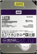 Жесткие диски 3,5 дюйма. 10 000Гб, интерфейс SATA III