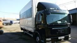 MAN TGL. Продаю грузовик тентовый ман тгл-8220, 7 490кг., 4x2