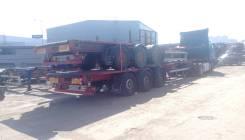 Narko. Полуприцеп контейнеровоз S3HF11K11 2008г, 39 000кг.