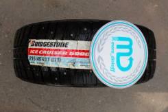 Bridgestone Ice Cruiser 5000. Зимние, шипованные, без износа, 2 шт. Под заказ