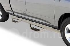 Подножка. Toyota Tundra, GSK50, GSK51, UCK51, UCK56, USK51, USK56 Двигатели: 1GRFE, 2UZFE, 3URFE. Под заказ