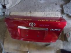 Крышка багажника. Toyota Yaris, NCP11, NCP12 Toyota Platz, NCP12, NCP16, SCP11 Toyota Echo, NCP11, NCP12 Двигатели: 1NZFE, 2NZFE, 1SZFE