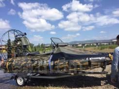 Касатка. 2011 год год, длина 5,10м., двигатель стационарный, 110,00л.с., бензин