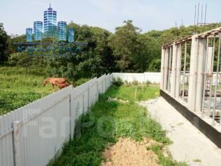 Продам большой участок со строящимся коттеджем и готовым проектом!. 3 000кв.м., собственность, электричество, вода, от агентства недвижимости (посре...