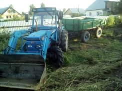 Iseki TA. Продам мини трактор -5.5, 55 л.с.