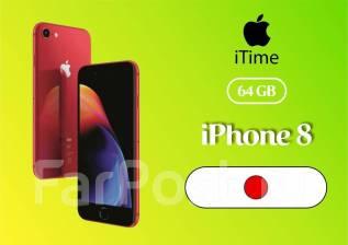 Apple iPhone 8. Новый, 64 Гб, Красный, 3G, 4G LTE