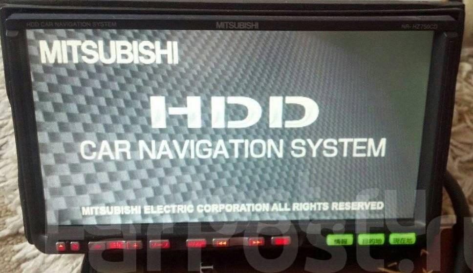 mitsubishi nr-vz800mcd boot disk