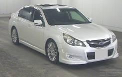 Обвес кузова аэродинамический. Subaru Legacy, BM, BM9, BMG, BMM