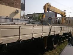Hyundai Mega Truck. Продается кран-борт грузовик Hyundai, 7 545куб. см., 5 195кг.