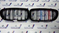 Решетка радиатора. BMW 5-Series, F10, F11, F18 Двигатели: N20B20, N47D20, N55B30, N57D30, N57D30TOP