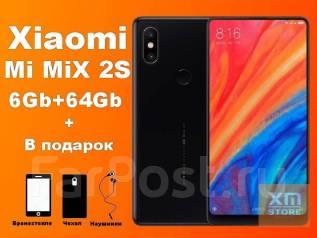 Xiaomi Mi Mix 2S. Новый, 64 Гб, 4G LTE