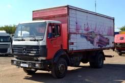 Mercedes-Benz. Изотермический фургон 1824, 5 480куб. см., 9 000кг.