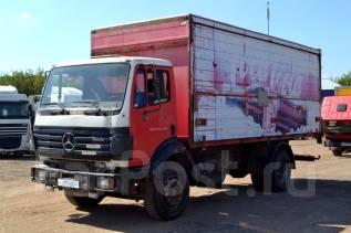 Mercedes-Benz. Изотермический фургон 1824, 5 480куб. см., 9 000кг., 4x2