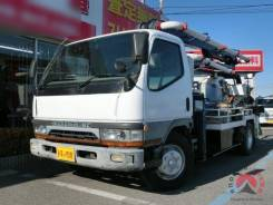Mitsubishi Canter. бетононасос(швинг) 11 метров, 4 600куб. см., 18м. Под заказ