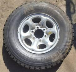 """Запасное колесо 215/80R15. 6.0x15"""" 6x139.70"""
